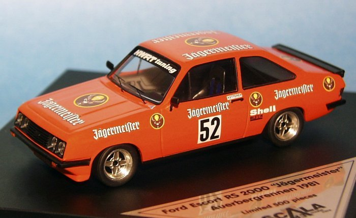 Scala43 modelcars Ford