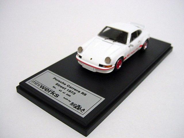 porsche 911 carrera rsr. Porsche 911 Carrera RS
