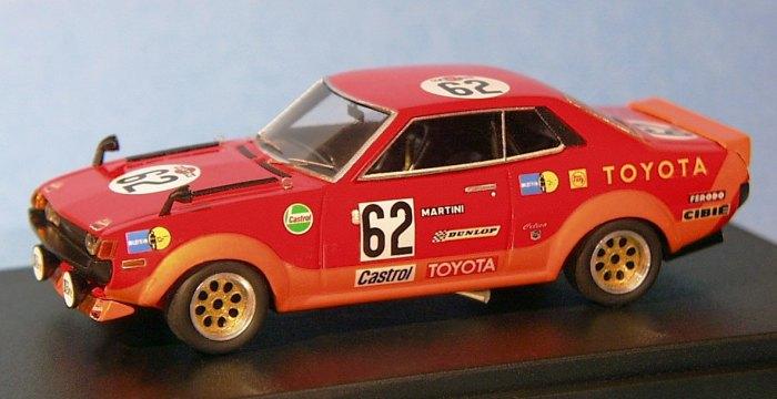 Scala43 Modelcars Toyota